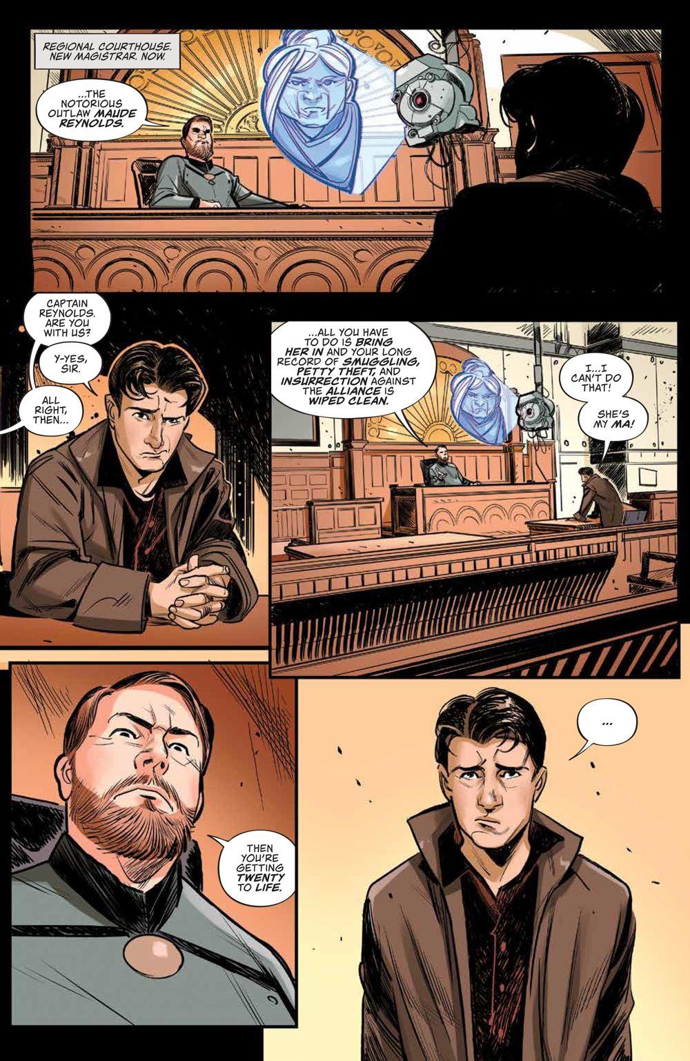 Firefly_NewSheriffVerse_v1_HC_PRESS_13 ComicList Previews: FIREFLY NEW SHERIFF IN THE 'VERSE VOLUME 1 HC