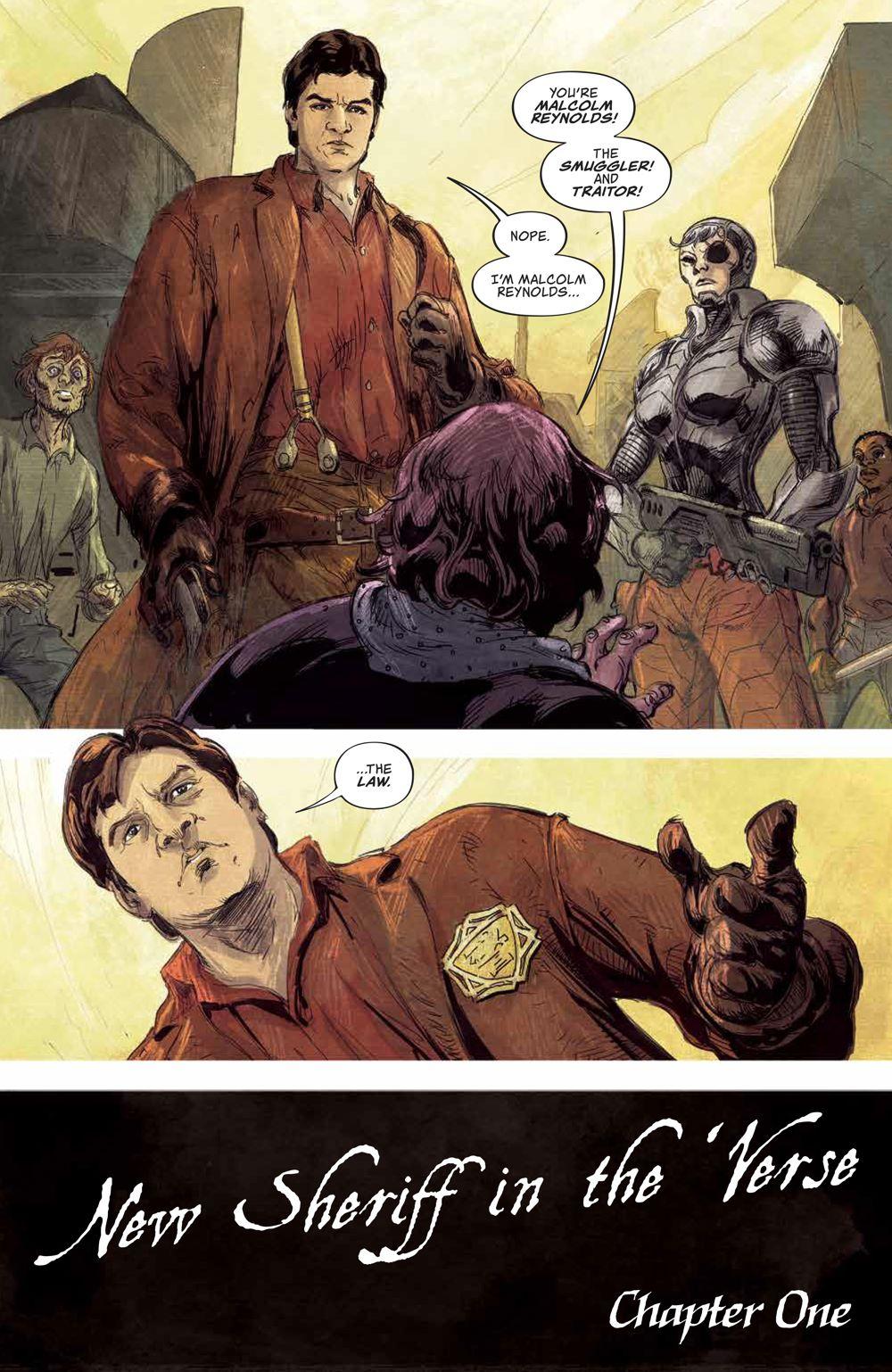 Firefly_NewSheriffVerse_v1_HC_PRESS_55 ComicList Previews: FIREFLY NEW SHERIFF IN THE 'VERSE VOLUME 1 HC