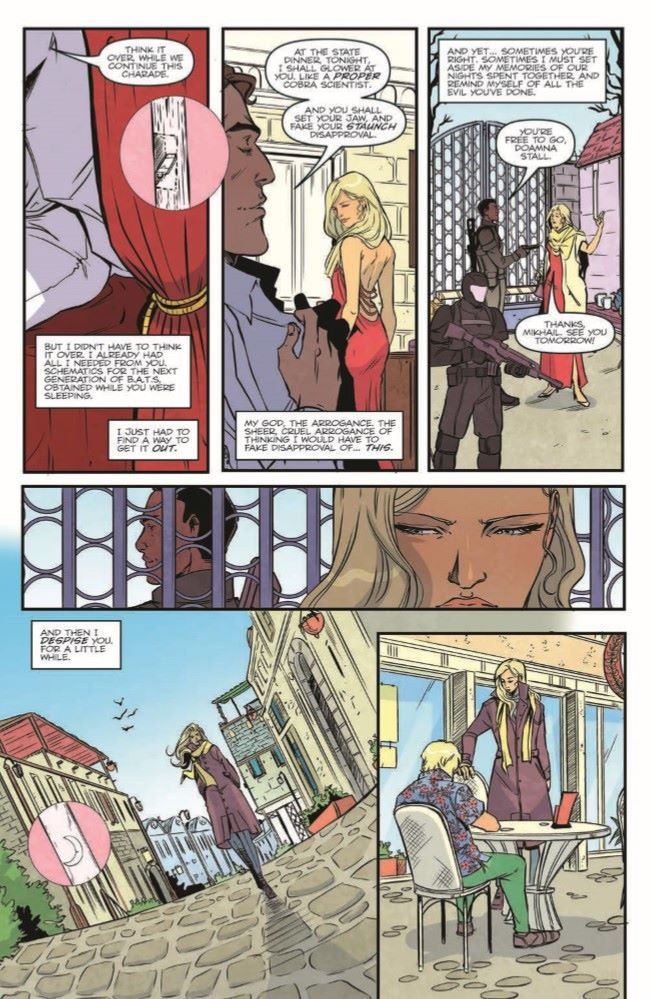GIJoe2019_08-pr-5 ComicList Previews: G.I. JOE #8