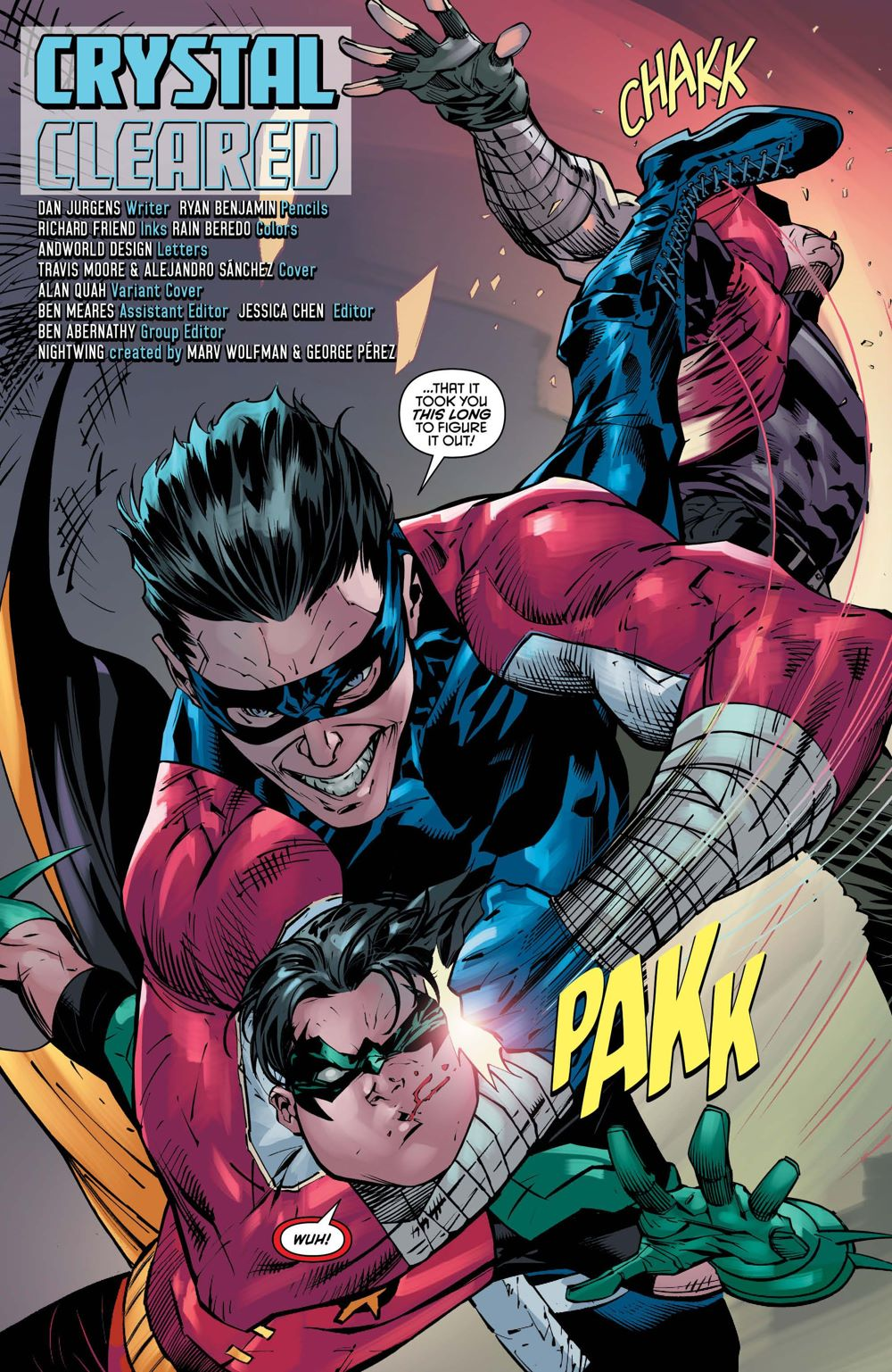 NW-74-3 ComicList Previews: NIGHTWING #74
