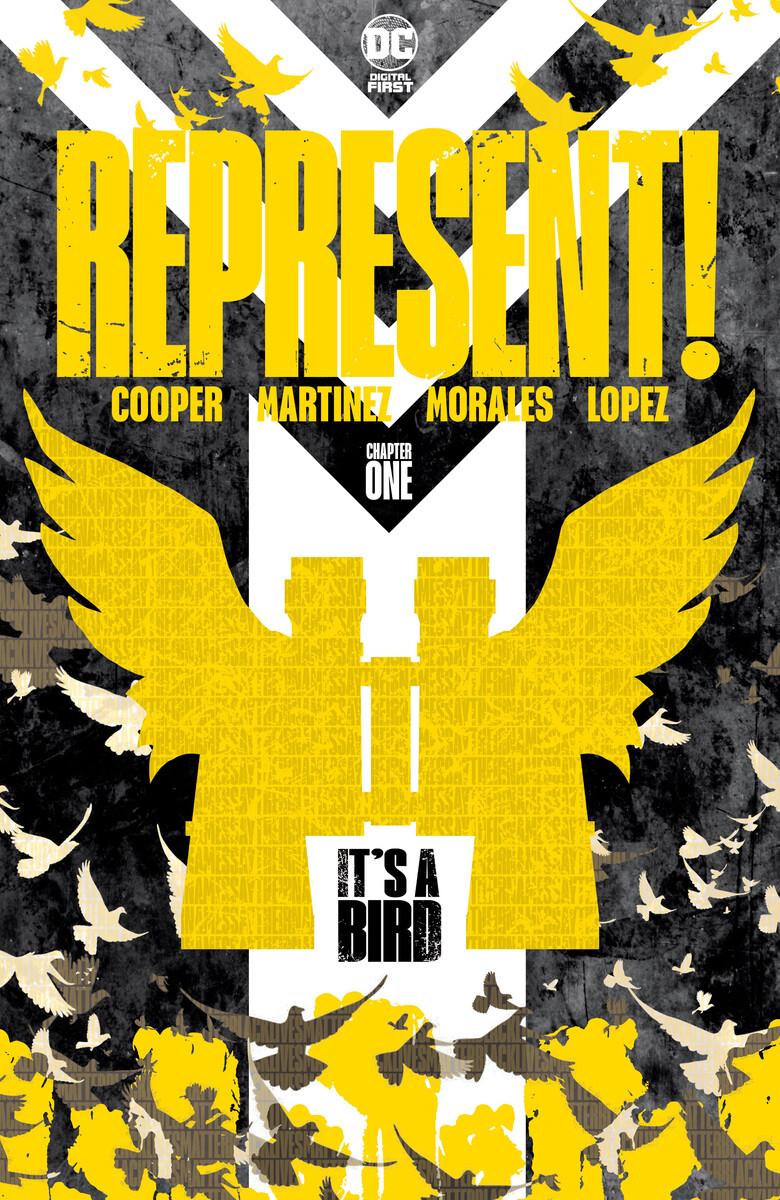 REPRESENT_01_300-1_5f57b39e3bbca5.12179519 Traditionally underrepresented creators will be showcased in DC's REPRESENT!