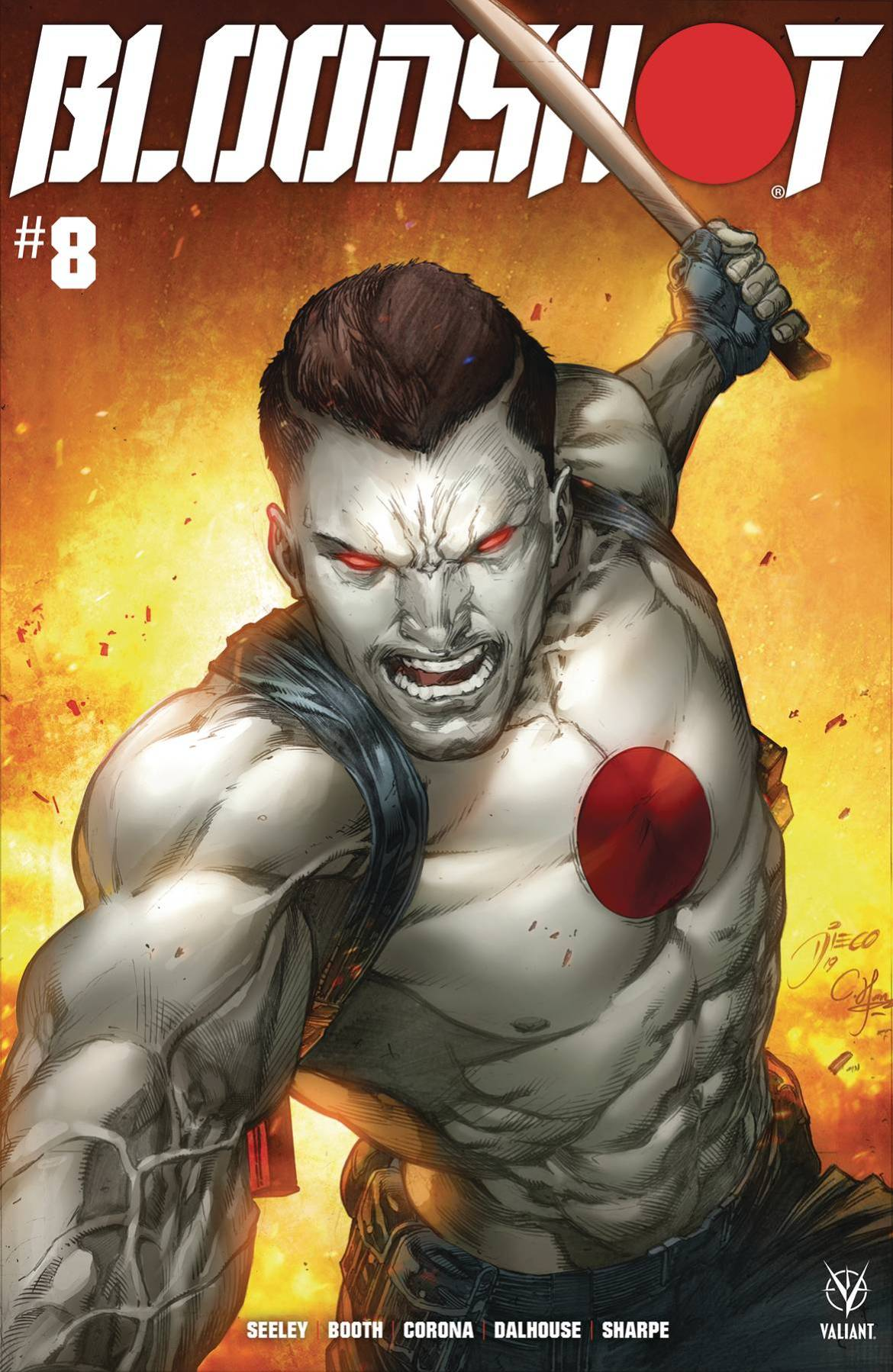 STL150178 ComicList: Valiant Entertainment New Releases for 09/16/2020