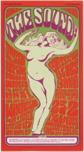 The-sound-167x300 Key Poster Artists of the Psychedelic Era