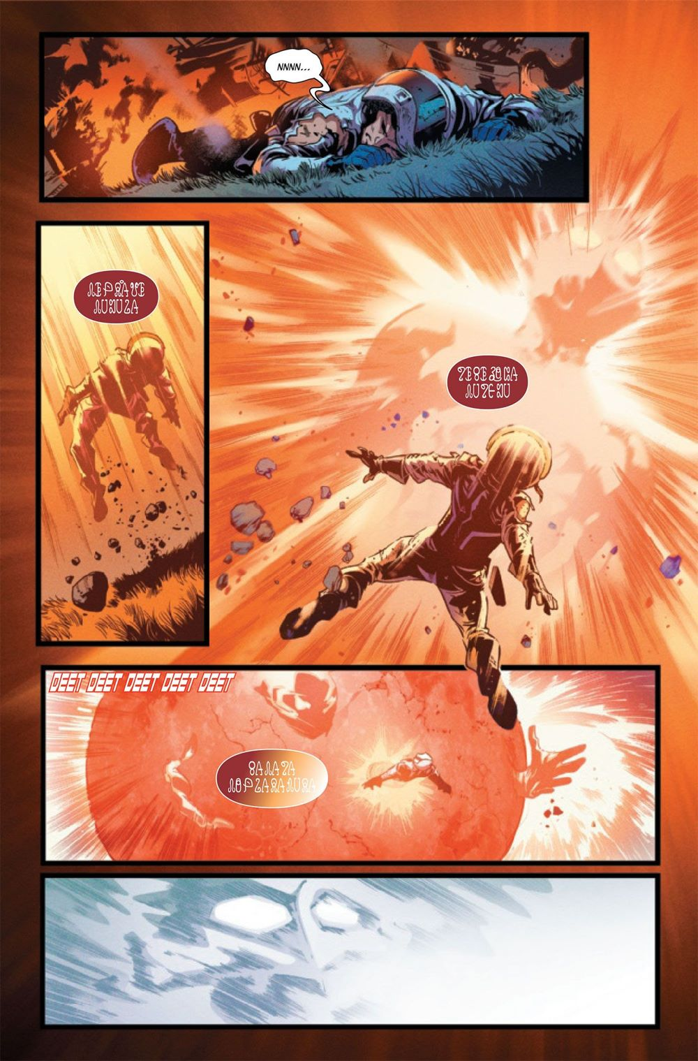 ULTRAMANRISE2020001-Preview-4 ComicList Previews: THE RISE OF ULTRAMAN #1