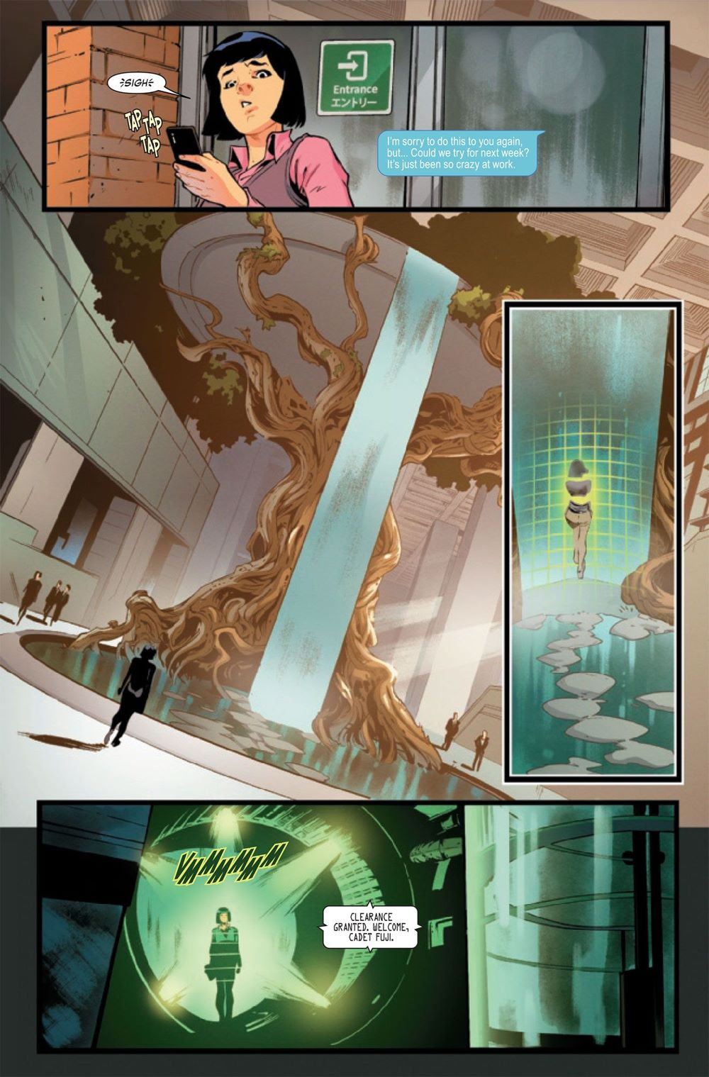 ULTRAMANRISE2020001-Preview-6 ComicList Previews: THE RISE OF ULTRAMAN #1