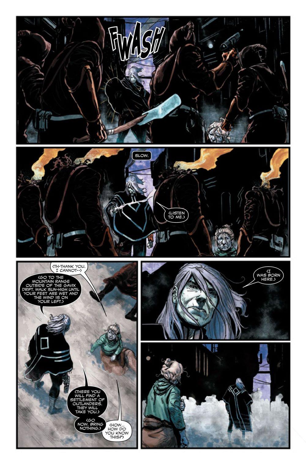 WOVWRAITH2020001-Preview-6 ComicList Previews: WEB OF VENOM WRAITH #1