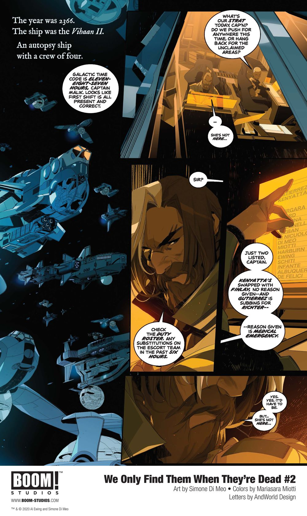 WeOnlyFindThem_002_InteriorArt_001_PROMO First Look at BOOM! Studios' WE ONLY FIND THEM WHEN THEY'RE DEAD #2