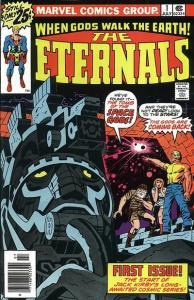Eternals-1-194x300 Hottest Comics 10/15 Strange Academy on the Rise