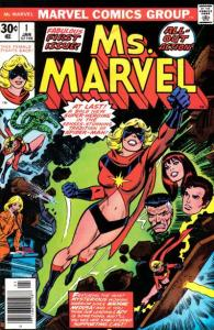 Ms-Marvel-1-195x300 Hottest Comics for 8/12: From Ms. Marvel to Howard the Duck