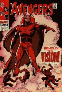 Avengers-57-202x300 Double Vision: West Coast Avengers #45 or Avengers #57?