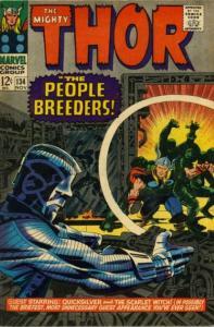 Thor-134-1-197x300 Trending Comics & This Week's Oddball 3/6