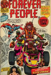 Forever-People-1-204x300 Trends and Oddballs: Darkseid and Obnoxio the Clown