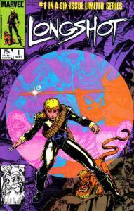 Longshot-1-191x300 Hottest Comics 1/14: Five Biggest Movers