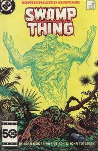 Swamp-Thing-37-195x300 New Rumors Have Constantine Keys Trending