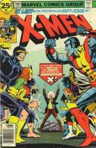 652716_x-men-100-195x300 Trending Comics: Bronze Age X-Men on the Rise
