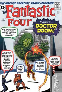 DrDoom-202x300 Who ya Got? Tales of Suspense #39 vs Fantastic Four #5