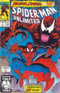 Spider-Man-Unlimited-1-195x300 Hottest Comics 6/17/21: Everything's Coming Up Venom