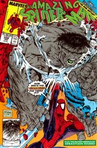 AmazingSpider-Man328-198x300 Incredible Hulk #340 vs. Amazing Spider-Man #316