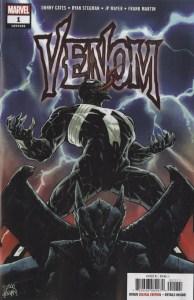 venom-1-194x300 Venom: the Unlikely Face of Marvel