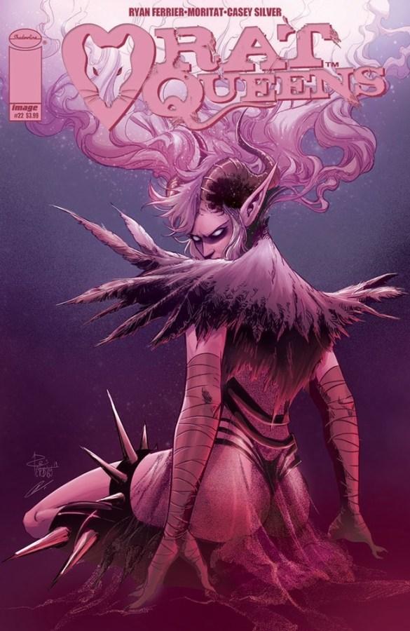 RatQueens22_solicit_web Image Comics October 2020 Solicitations