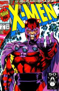 X-Men-1-1991-Magneto-195x300 Hottest Comics: Movers and Shakers 2/25