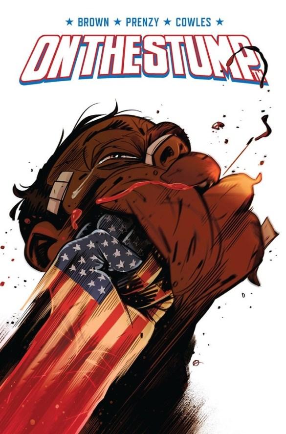 onthestump_tp1_cover_web Image Comics October 2020 Solicitations