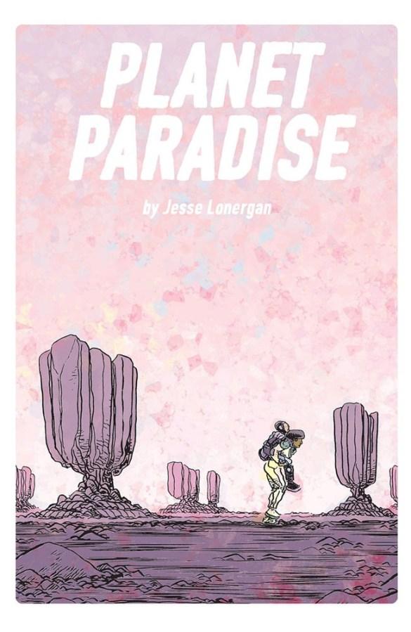 planetparadise_solicit_web Image Comics October 2020 Solicitations