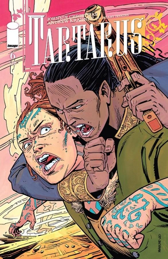 tartarus06A_solicit_web Image Comics October 2020 Solicitations