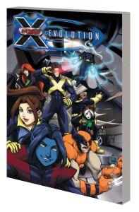 X-MenEvolution_GN_TPB-197x300 Marvel Comics Extended Forecast for 04/14/2021