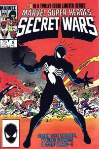 secret-wars-8-1-201x300 Hottest Comics Running Cold 11/5