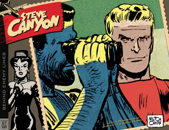 2020_11_Steve-Canyon-11 IDW Publishing November 2020 Solicitations
