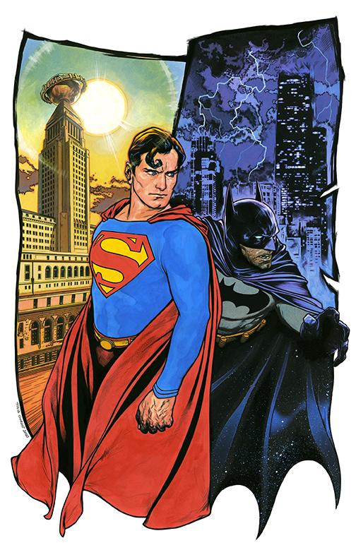 BM_SM_15_variant_Charest DC Comics December 2020 Solicitations