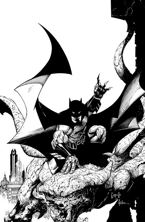 Batman_BW1_Main_Cover DC Comics December 2020 Solicitations