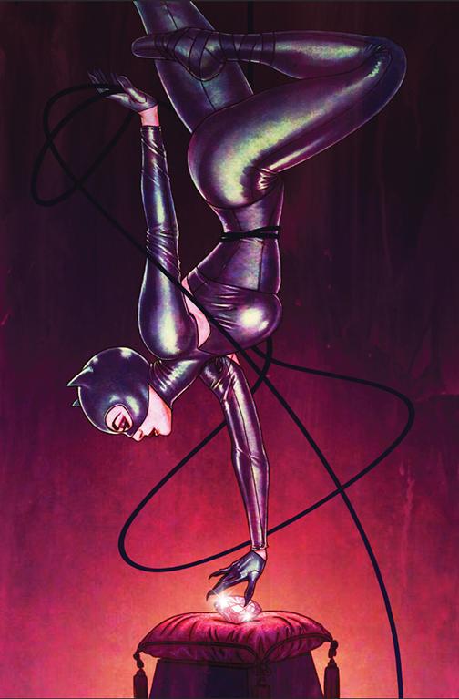 CW-28-variant-frison DC Comics December 2020 Solicitations