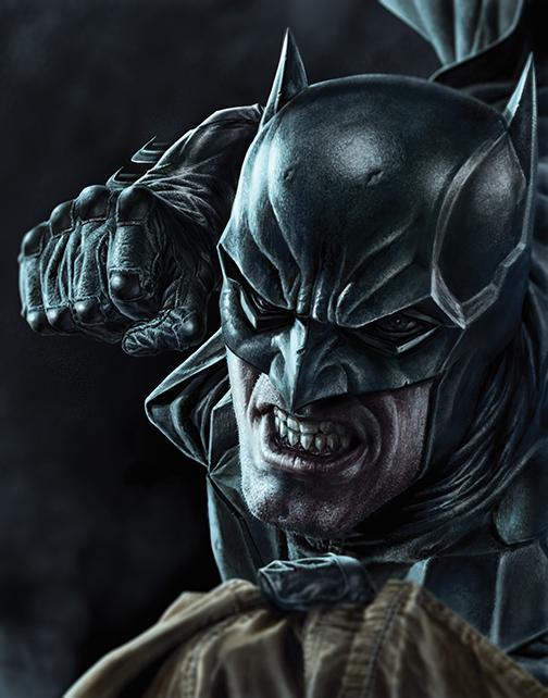 DC-ARTOFLEEBERMEJO DC Comics December 2020 Solicitations