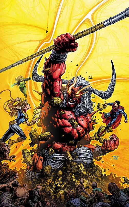 DCEASED_DeadPlanet6col DC Comics December 2020 Solicitations