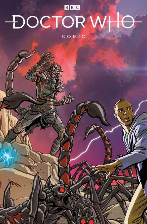 DW_2_C Titan Comics December 2020 Solicitations