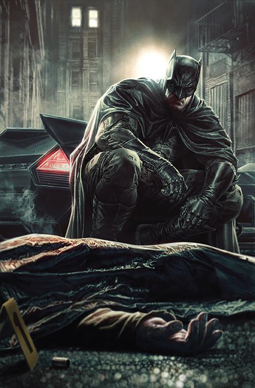 Detective-1032-variant-bermejo DC Comics December 2020 Solicitations