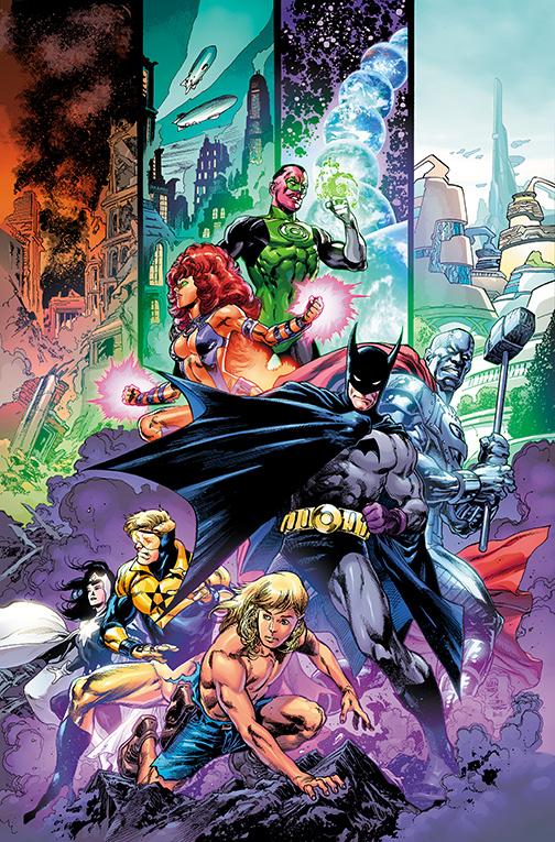 GENERATIONS-shattered_1 DC Comics December 2020 Solicitations
