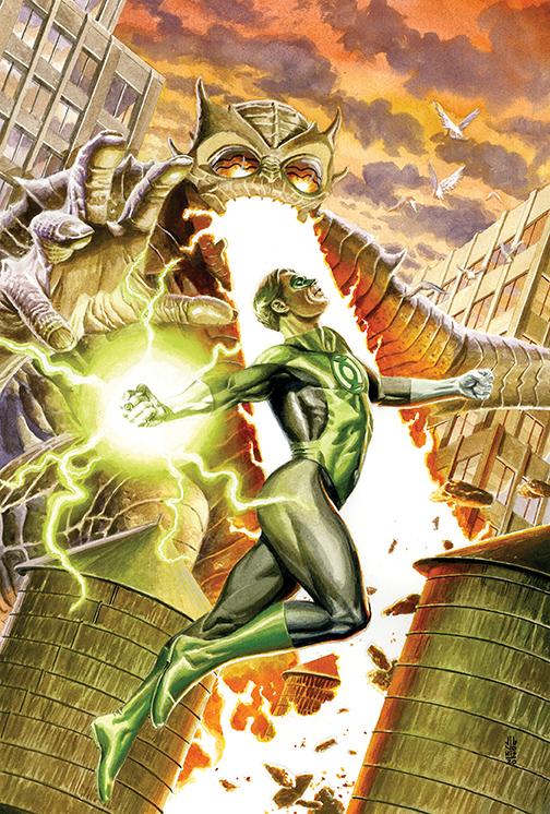 GL-season-two-10-variant-jg-jones DC Comics December 2020 Solicitations
