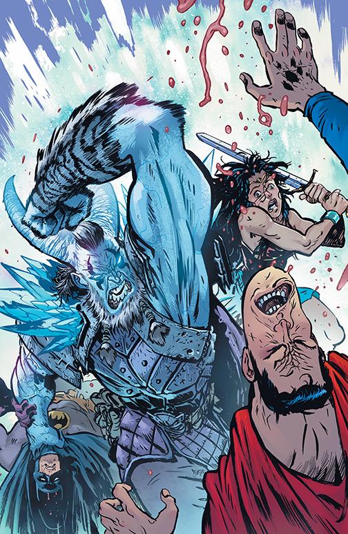JL-endless-winter-1-variant-daniel-warren-johnson DC Comics December 2020 Solicitations