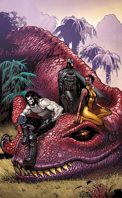 LEGENDS-OF-THE-DCU-DOUG-MAHNNKE DC Comics December 2020 Solicitations