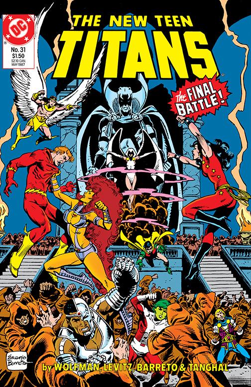 NTT-VOL12 DC Comics December 2020 Solicitations