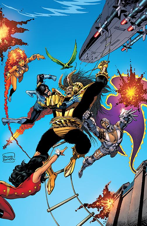 NTT_Omnibus-Vol5 DC Comics December 2020 Solicitations