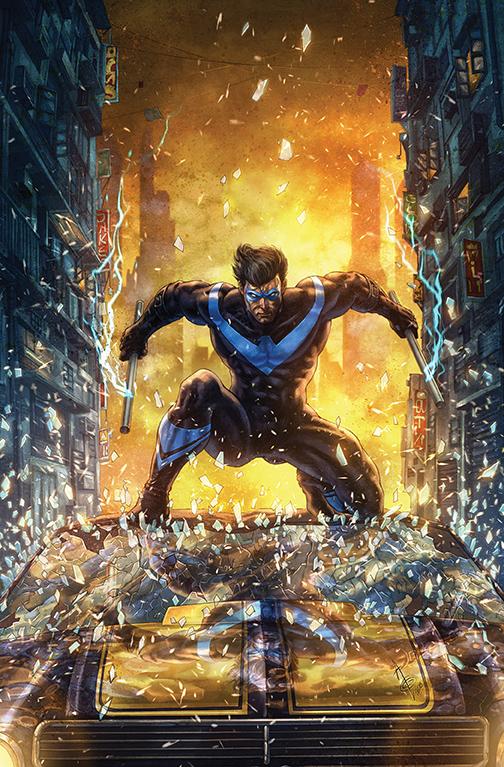 NW-77-variant-alan-quah DC Comics December 2020 Solicitations