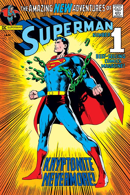 SM-KRYPTONITE-NEVERMORE DC Comics December 2020 Solicitations