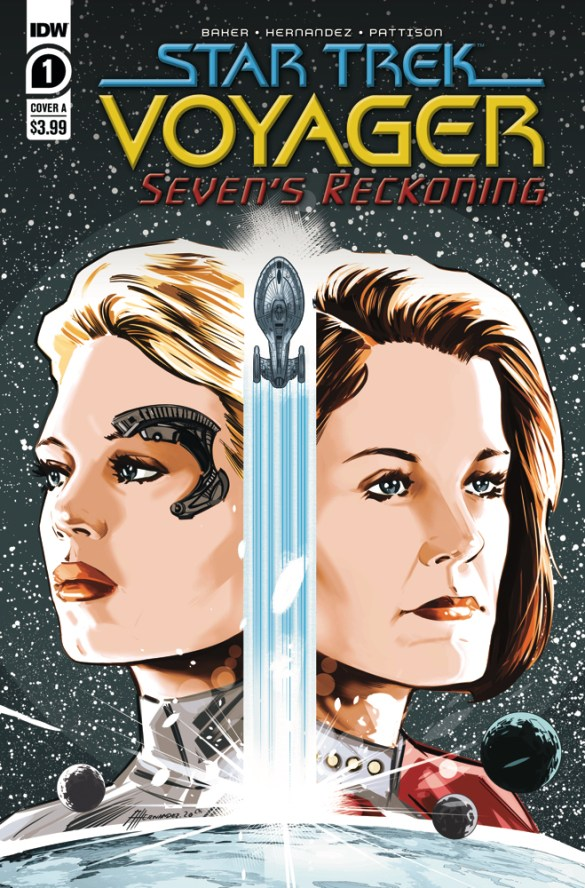 ST_Voyager_SR01-cover IDW Publishing November 2020 Solicitations