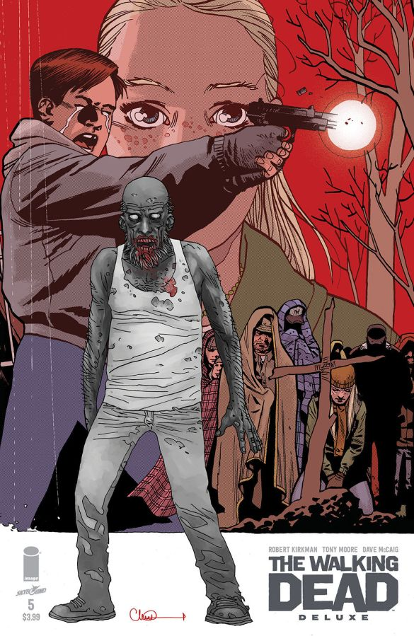 TWDDLX05C_AdlardCover_c6815a0147f8285e3b5042ebb3626151 Charlie Adlard creates connecting covers for THE WALKING DEAD DELUXE