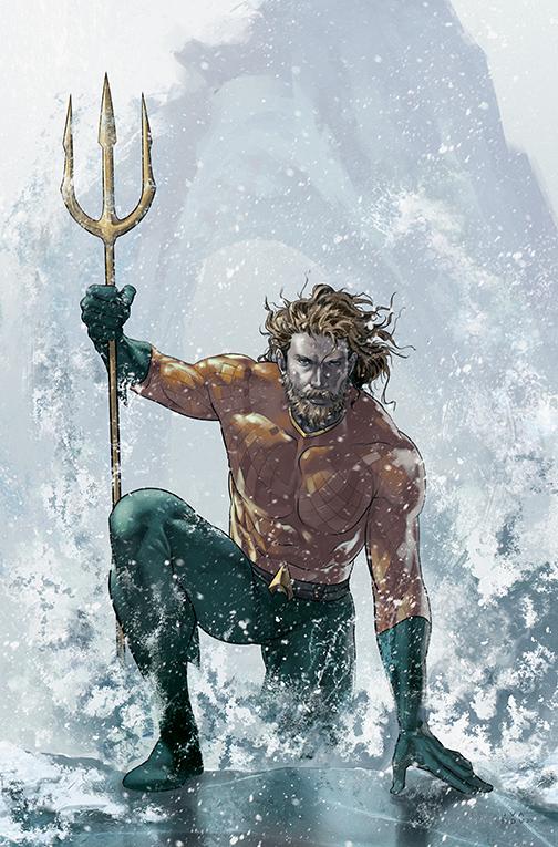 aquaman-66-variant-ivanov DC Comics December 2020 Solicitations