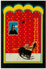 fried-e1614051749752-200x300 Key Poster Artists of the Psychedelic Era